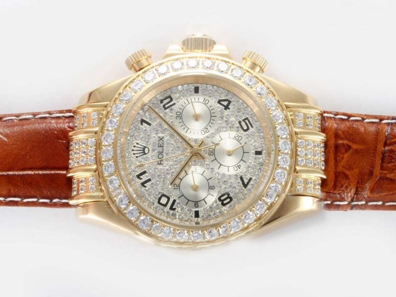 rolex-daytona-gold-case-with-diamond-bezel-and-dial-watch-58