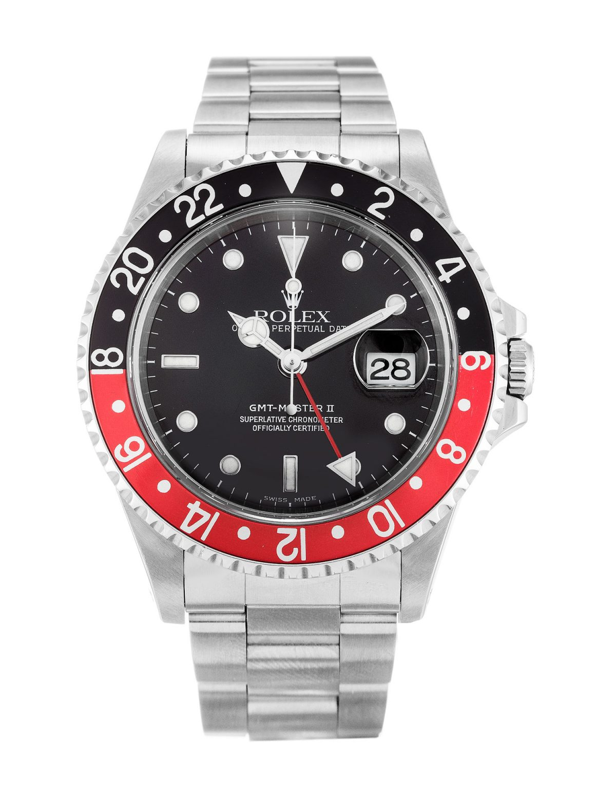 "The Best Replica Rolex GMT-Master ""Pepsi"""